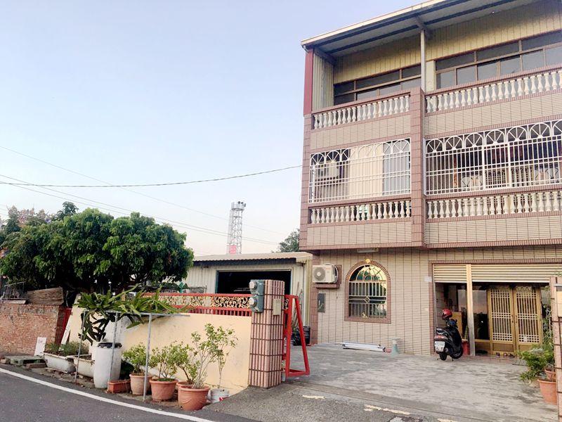 西港優質新平房,台南市西港區雙張部