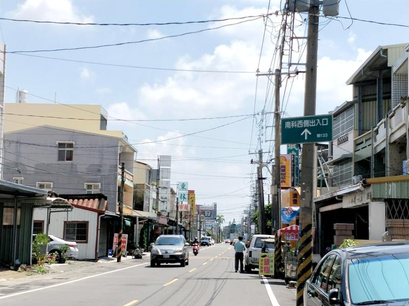 安定港口賺錢建地,台南市安定區港口段