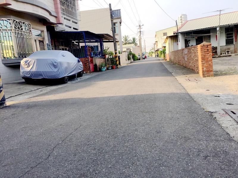 西港便宜建地,台南市西港區双營段