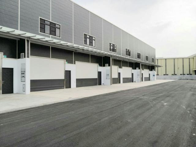 麻豆工業區甲種工業廠房(3),台南市麻豆區苓子林