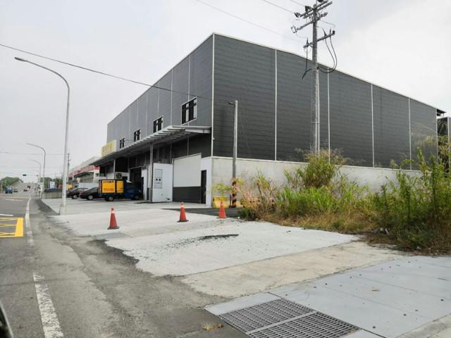 麻豆工業區甲種工業廠房(2),台南市麻豆區
