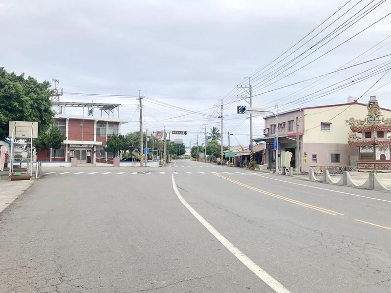 七股大馬路三角窗建地,台南市七股區後港段