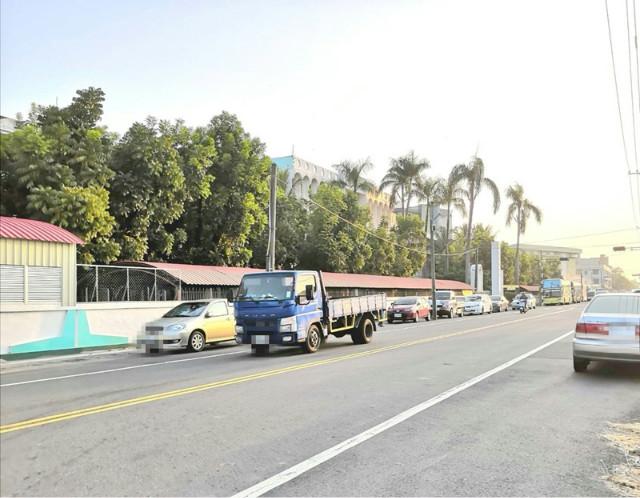 西港近港明中學老農建送平房,台南市西港區中州