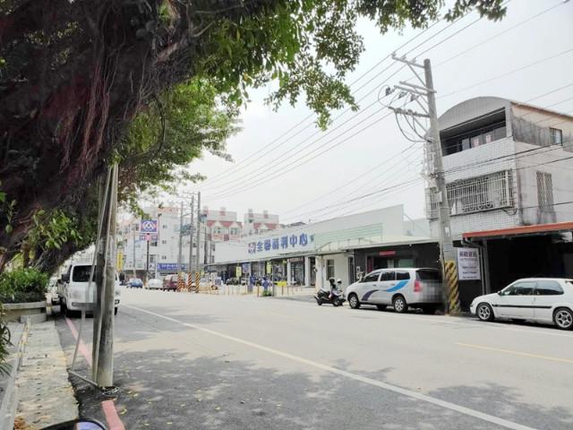 朝南機能建地,台南市佳里區佳里段