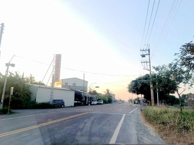 七股城子內段大路邊農地,台南市七股區城子內段