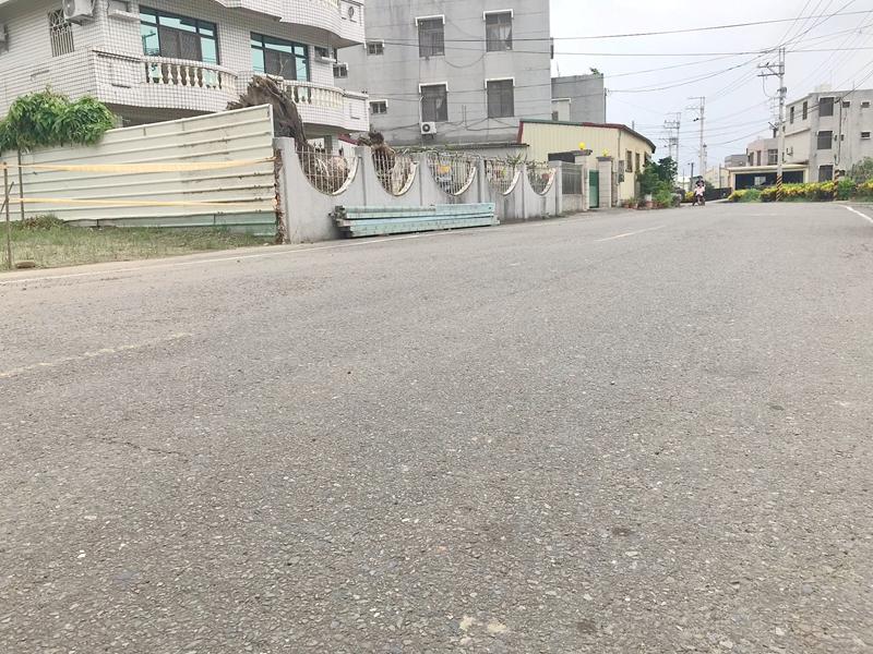 西港南海里好排間建地,台南市西港區中東段
