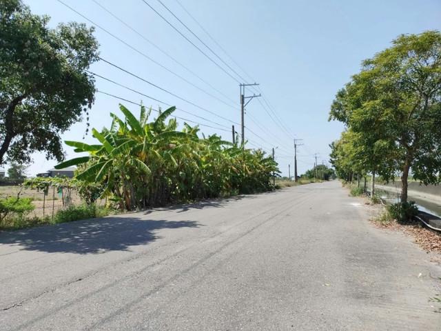 佳里有水電開心農場,台南市佳里區港墘段