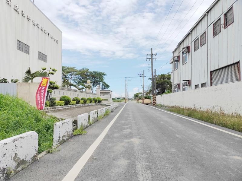 西港都計方正農地,台南市西港區港安段