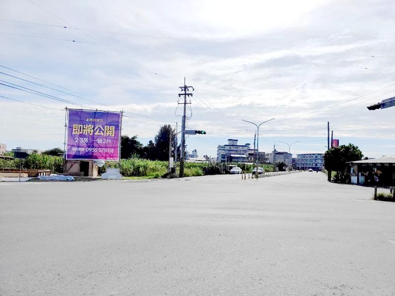 學甲庄內方正建地,台南市學甲區草坔段