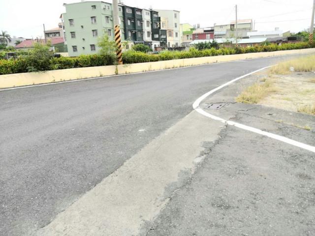 近七股工業區雙面路豪宅建地,台南市七股區龍山段