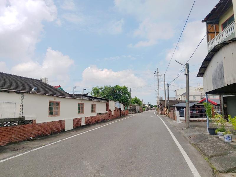 大塭寮美建地,台南市西港區新樂段