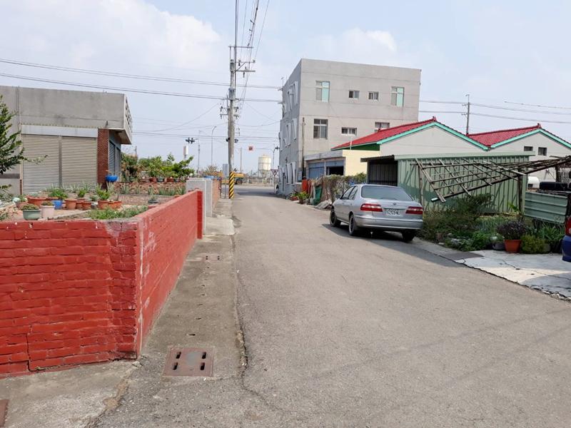 學甲超稀有便宜建地,台南市學甲區草坔段