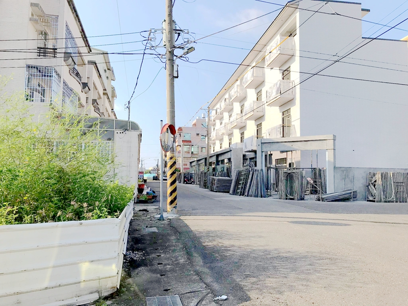 漚汪好排間建地,台南市將軍區長榮段