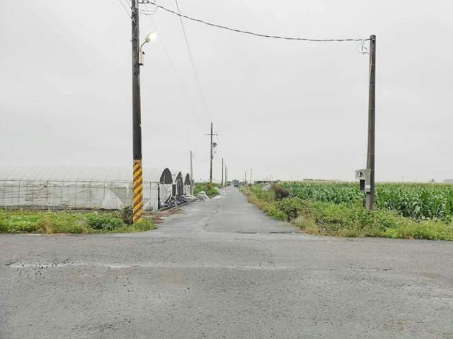 將軍巷口小段小資田,台南市將軍區巷口段