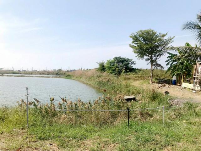 大面寬都計內魚塭,台南市安南區 顯宮段