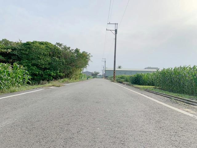 成功國小斜對面開心田地,台南市西港區劉厝段