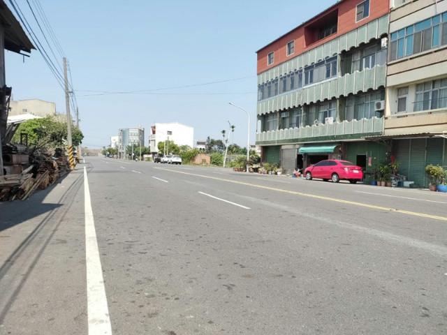 漚汪20米路建地,台南市將軍區國中段