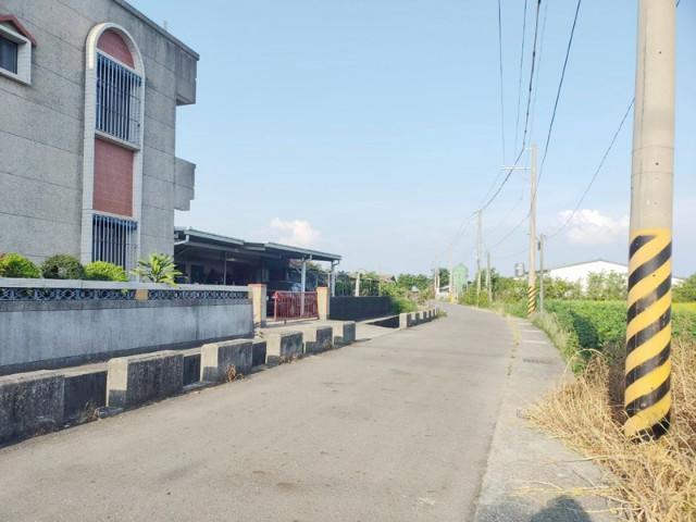12米路角窗美田,台南市佳里區塭子內段