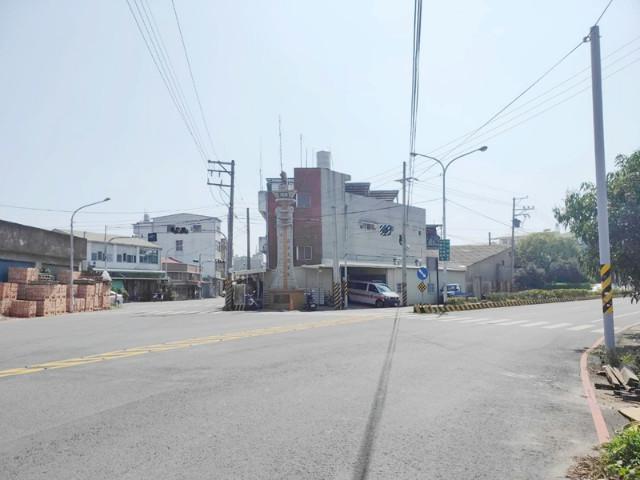 漚汪205建地,台南市將軍區國中段