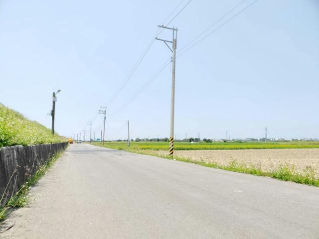 西港大塭寮8米路美田,台南市西港區大塭寮段