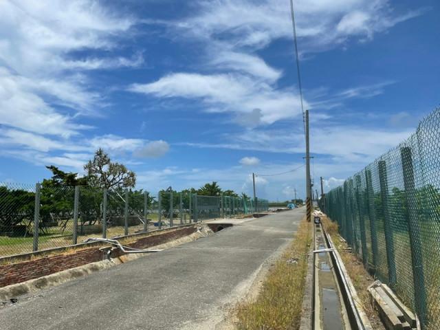 羅漢松的好鄰居,台南市將軍區忠興段