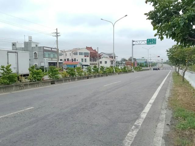 精緻小菜園,台南市將軍區山子腳段
