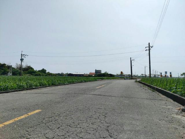 休閒農保庄邊美田,台南市將軍區漚汪段