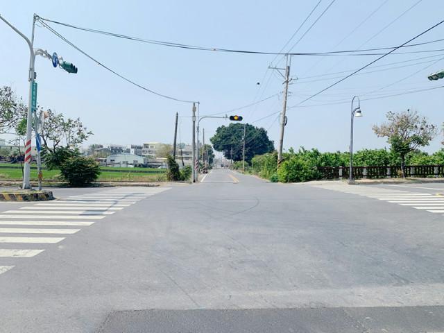 善化南科旁農地,台南市善化區胡厝寮段