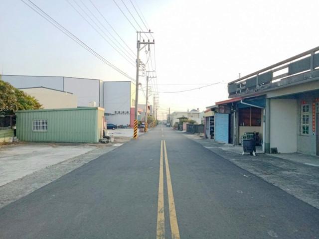 北埔和巷1.5,台南市將軍區巷口段