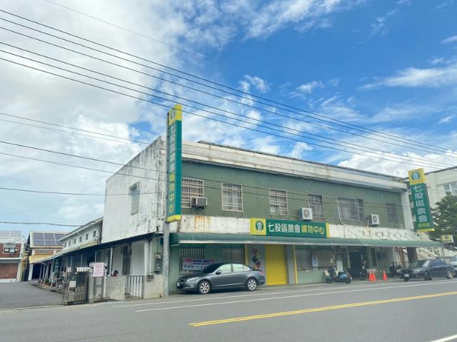 七股大埕庄內建地