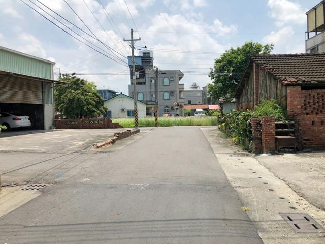 安定港尾中心建地,台南市安定區港尾段