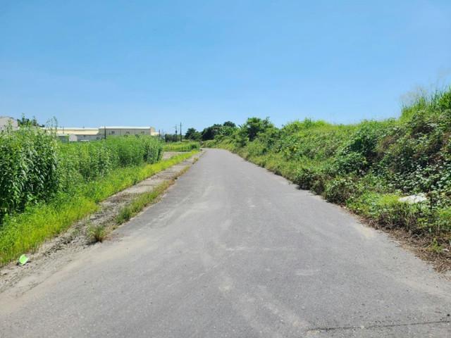 安定港尾庄內農,台南市安定區港子尾段