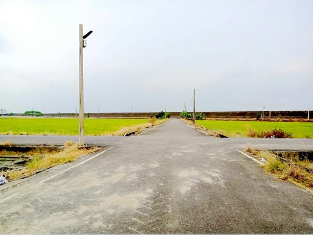 西港六米路水電田,台南市西港區檨子林段