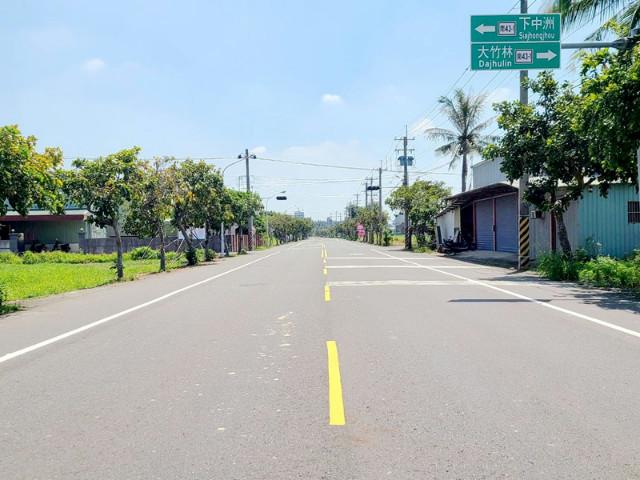 劉厝段15米路邊美田,台南市西港區劉厝段